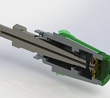 Mandril para impressora