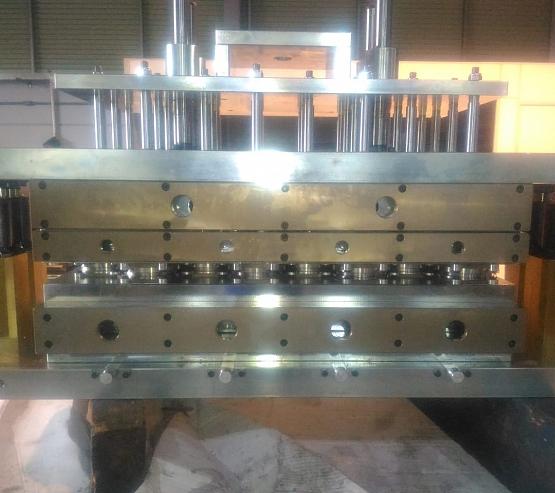 Molde 400/500ml com prensa